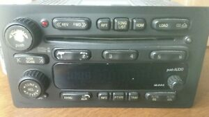 Reduced Only One Chevy Gmc Truck Car Van Am Fm 6 Disc Cd Radio 25753974