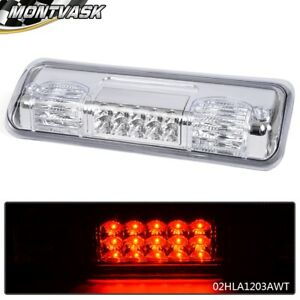 Clear Lens For 04 08 Ford F150 F 150 Led 3rd Third Brake Light Cargo Lamp