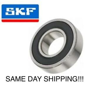 6302 2rs C3 Skf Brand Rubber Seals Bearing 6302 rs Ball Bearings 6302 Rs