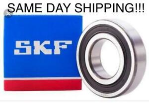 Skf 6207 2rs1 Deep Groove Ball Bearings 35x72x17 Mm Same Day Shipping From Usa