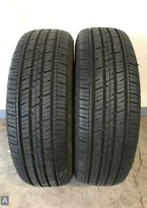 2x P225 60r17 Dean Road Control Nw 3 Touring A S 8 32 Used Tires