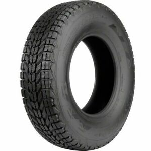 2 New 245 70 17 Firestone Winterforce Uv Snow Tires
