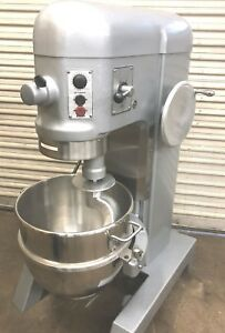 Reconditioned Hobart 60 Quart Mixer Model H600 Must See Nice 60 Qt