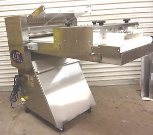 Lvo Sm24 Dough Sheeter Moulder Roller Very Nice Reconditioned Must See