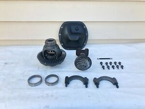 97 06 Jeep Wrangler Tj 3 73 Gears Front Axle Dana 30 Ring Pinion Carrier Differe