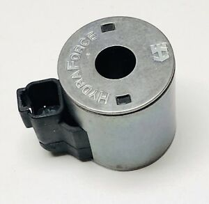 Hydraforce 4304112 Solenoid Valve Coil Duetsch Connector 12v Dc Size 10