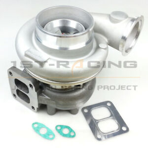 Gt4294 Com A r 0 60 Tur A r 1 05 Oil Cold 1000 hp T4 Flange 6 Bolt Turbocharger