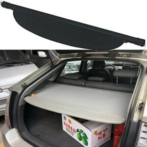 For 2004 2009 Toyota Prius Grey Luggage Cargo Cover Shield Security Trunk Shade