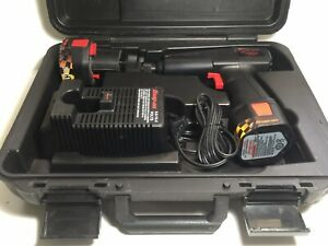 Snap On Ct30 Impact Gun Cordless Ct30qc Extra Battery Charger