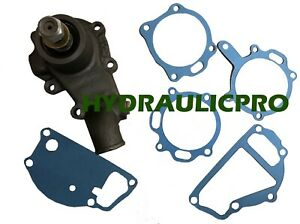 4131a013 Water Pump Without Pulley Fits Perkins Engines 4 212 4 236 4 248 Massey