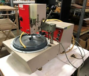 Planopol 2 Pedemax 2 Automatic Grinder Polishing Lapping Machine Loc E12b 7485