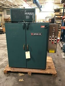 Grieve Model 323 Industrial Lab Oven 230 Volts 1 Phase Loc Erc10359 hp