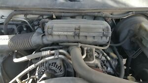 Dodge Ram 5 9l Engine With Auto Trans Lift Out 2002 Ram 2500