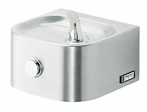 Elkay Drinking Fountain Edfp210c Stainless Steel