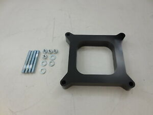 Phenolic Carb Spacer 4bbl Open 1 Inch Thick