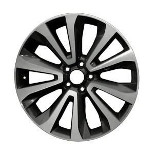 68840 Reconditioned Oem Factory Aluminum 18x7 Wheel Machined