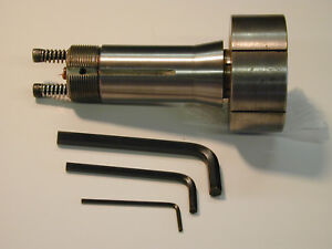 2 1 2 Inch By 1 Inch 5c Expanding Collet arbor American Made
