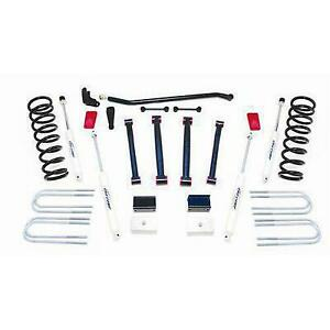 Pro Comp Suspension 6 Inch Stage Ii Lift Kit With Pro Runner Shocks K2069bp