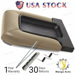Center Console For 99 07 Chevy Silverado Gm Part 19127364 Lid Arm Rest Latch To