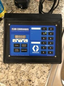 Graco 255352 Sdp5 Preset Meter 5 Gpm Max W extension For Gear Lube