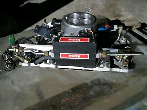 Holley Commander 950 Pro Fuel Injection Sbc