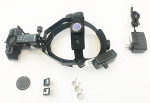 Indian Wireless Indirect Ophthalmoscope With 4 Filters 20d Lens