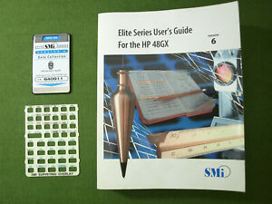 Smi Surveying Dce V6 Data Collection Card Version 6 02q For Hp 48gx Calculator