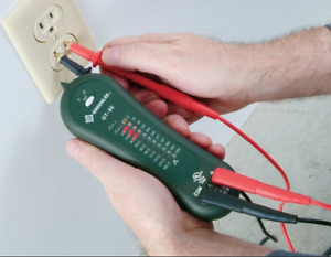 Greenlee Gt 65 Voltage And Continuity Tester New In Package