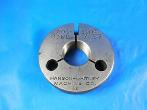 806 32 Ns Thread Ring Gage 8060 Go Only P d 7857 Quality Inspection Tool