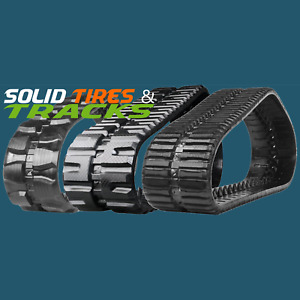 2 Skid Steer Rubber Tracks 16 400x86x53 For Cat 259 259d 259b3 3 Patterns