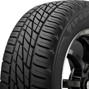 4x P215 45r18 Firestone Firehawk Wide Oval A s New Tires