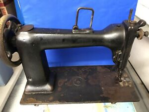 Antique Wheeler Wilson Sewing Machine 1892