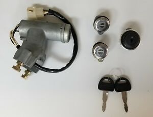Oem Ignition Cylinder Door Lock Set For Suzuki Samurai 77400 80821 new
