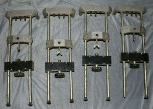 Hunter Engineering Alignment 10 To 18 Wheel Adapter Clamps 1 Set Of 4 Dsp600