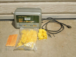 Craftsman 110v Electric Fence Charger Made By Parmak Precision