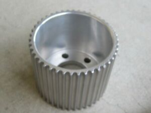 New 8mm 43 Tooth Aluminum Blower Pulley Supercharger Dragster 6 71 8 71
