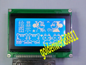 Pg 12864a Pg12864a For Powertip Industrial Lcd Display Warranty New