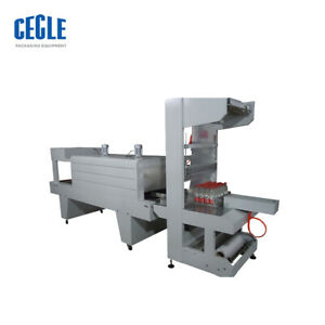 Nice Fashionable Plastics Bottle Shrink Wrapping Machine Free Shipping By Sea