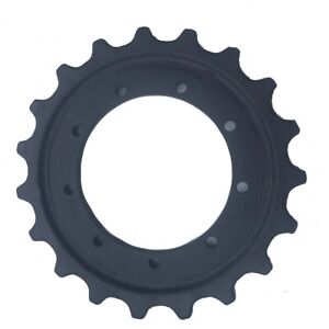 New Fit For Mini Excavator Ihi Ihi55nx Sprocket Undercarriage Parts