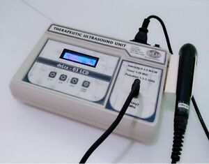 Ultrasound Therapy 3mhz Therapeutic Physical Pain Relief Electrotherapy Unit