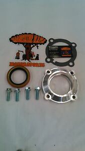 Np205 205 Transfer Case Billet Front Output Bearing Retainer Ford Chevy Dodge