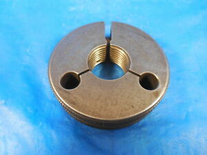 3 4 16 Unf 2a Special Thread Ring Gage 75 No Go Only P d 7034 Quality Tool