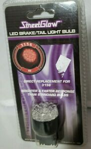 Street Glow Led Brake Tail Light Bulb Replacement For 3156 New Auto Off Road