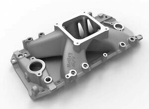 Holley 300 564 Manifold Bbc Rect 4500 Efi Intake Manifold Big Block Chevy