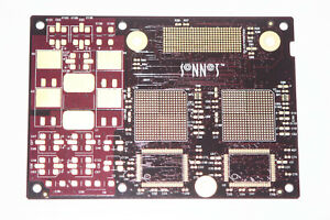 Sonnet Technologies Encore St G4 Duet Red Pcb Board Prototype Z mpg4 pcb x1 new