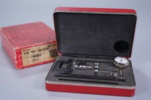 Starrett Dial Test Indicator 196 W Original Box 196a5z L k