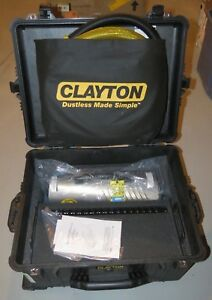 Clayton Hornet Hepa Vacuum System 500 400 Industrial Aerospace Standards Pneumat