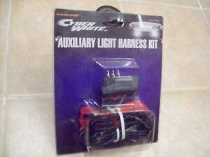 Navigator Fog Driving Auxiliary Light Harness Off Road Lamp Kit