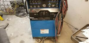 Miller Syncrowave 350lx Tig Welder Water Cooled