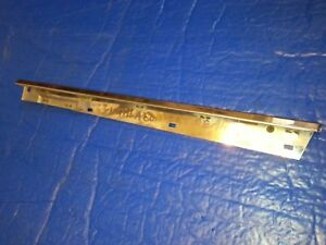 1961 4 1963 Chevrolet Impala Convertible Only Rh Quarter Window Beltline Trim